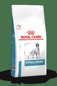 VHN DERMATOLOGY HYPOALLERGENIC DOG DRY PACKSHOT B1 Med. Res.   Basic