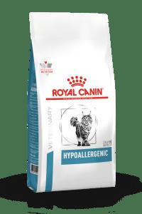 VHN DERMATOLOGY HYPOALLERGENIC S O CAT PACKSHOT B1 Med. Res.   Basic