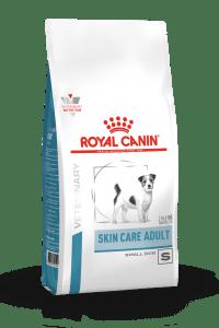 VHN DERMATOLOGY SKIN CARE SMALL DOG DRY PACKSHOT B1 High Res.   Print