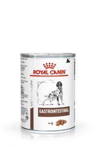 VHN GASTROINTESTINAL DOG LOAF CAN 400GR PACKSHOT High Res.   Print