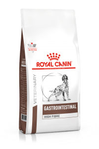 VHN GASTROINTESTINAL HIGH FIBRE DOG DRY PACKSHOT Med. Res.   Basic
