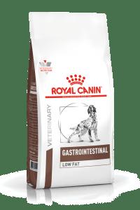 VHN GASTROINTESTINAL LOW FAT DOG DRY PACKSHOT Med. Res.   Basic 1