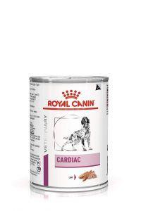 VHN VITAL SUPPORT CARDIAC DOG WET LOAF CAN 410GR PACKSHOT High Res.   Print 1