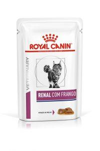 VHN VITAL SUPPORT RENAL CAT WET CHICKEN CIG POUCH 85GR PACKSHOT High Res.   Print F