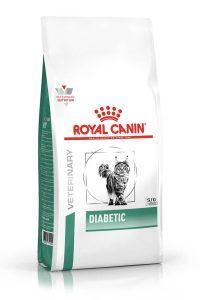 VHN WEIGHT MANAGEMENT DIABETIC CAT DRY PACKSHOT Med. Res.   Basic